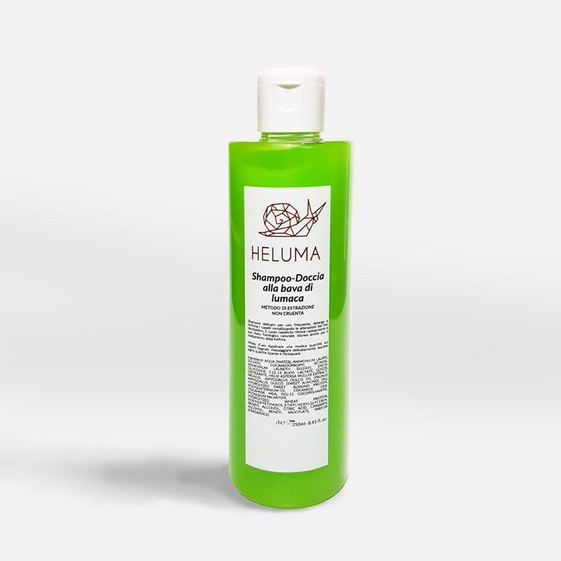 Shampoo alla Bava di Lumaca ultra delicato